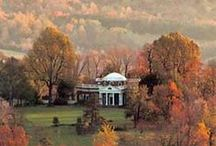 Monticello / by Thomas  Wright Staggs