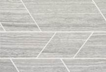 Shades of Gray / Gray is in!! from 50 shades to monochromatic themes gray is trending upwards / by Daltile