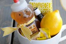 Make- Gift Baskets etc / House Warming, Get Well, Happy Birthday, etc.  Gifts that can be made for someone special.