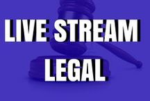 Live Stream Legal / Anything that has to do with the legalities of Live Stream