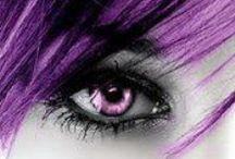 Woman, Image Color Splash