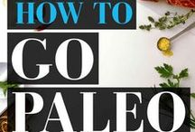 Paleo Diet / Live well, Live longer! A board full of Paleo recipes that you can cook everyday