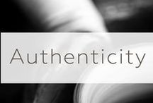 2016 Trends - Authenticity / Authenticity is one of the top 2016 trends. It is driven by consumers desire for organic and artisanal items in their home and work spaces. Handmade and reclaimed looks are dominant in this trend.