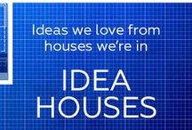 Idea Houses / In 2016, the largest names in homebuilding featured Daltile in the design of three concept houses inspired by lifestyle trends. Daltile supplied tile for Millennial designs, transitional tastes, luxury spaces and day-to-day life. See our products in action today.