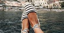 Shoe / Olhe para os pés.