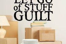 Organise- Declutter & Simplify