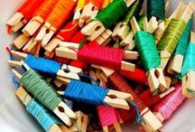 Organise- Craft & Leisure / Craft, gift wrapping, hobbies, sports equipment and sewing materials.