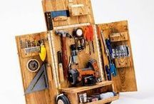 Organise- Tools, Shed, Garage