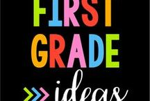 First Grade Ideas / First Grade Ideas and Resources