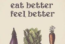 be healthy. / by Sabrina
