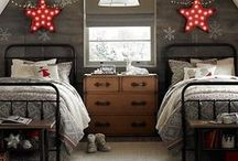 Bedrooms / by Lisa Mcilvain