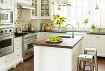 Lovely Kitchens / by Sabrina