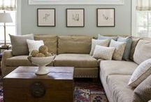 Living room / by Sabrina