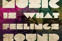 all things music / by Nicole Pearson