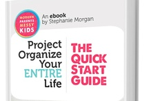 Organize it / Stress free home means a stress free life / by Kendra Moberly