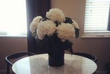 Flowers at Flemings