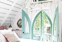 Favorite Bedrooms / by Mary Liefting