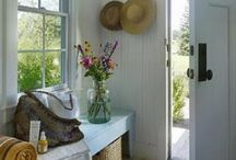 Beautiful Entrys and Hallways / by Mary Liefting
