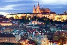 Winter Vacation 2013 - 2014 / Munich, Prague, Salzburg, Skiiing / by Gayle Thomas