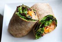 Vegan Lunch Ideas / by Sabrina