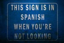 Spanish Classes:  First 2 weeks / by Gayle Thomas