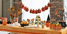 1st Birthday: Halloween Theme