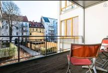 Stay Along the Berlin Wall / Stay along the former Berlin Wall in one of these Airbnb's. / by Airbnb