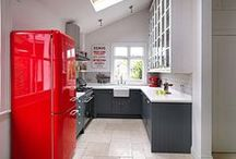 Colour in Interiors: RED