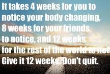 fitness motivation / by Amanda James
