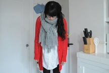 blogger / favourite blogger looks..when known to me, i pin from the original blog / by Amanda James