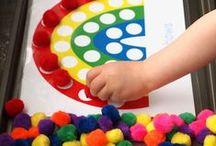 Kid Friendly Crafts & Activities / Holiday & Seasonal Crafts Creative ways to create and play with minimal mess