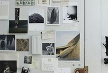 INSPIRATION + TYPOGRAPHY / Cool fonts, inspiring mood boards, beautiful displays, unusual artworks and wanderlust photography