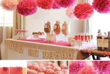 Party Ideas / by Lisa Williamson