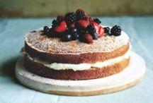 Food <3 Cakes, Pies & Cupcakes