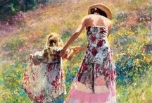 Motherhood / by Gwen Mirman