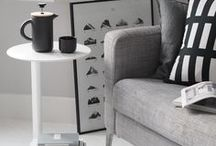 FURNITURE DESIGN / Clever modern furniture design for the home and office