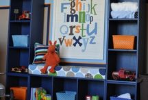 Kid rooms & randomness / by Tiffany Taylor