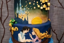 Tangled Cakes / All things cake inspired by the movie, Tangled. / by Cake Central