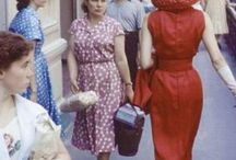 "I'm ""mad"" for the 1960's and 50s / I love everything about the  late 50s and early 1960's!!! But here is some 50s & 60's fashions and beauty!"