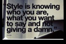 Fashionably said / by Kaley Lodeen