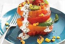 Eat: Appetizers - Stacked, Layered and Terrines / by Becke Boyer
