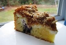 Eat: Baking - Coffee Cakes / by Becke Boyer