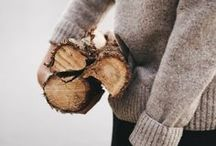 AUTUMN FEELING / Inspiration for autumn, including cosy spaces, warm fireside nooks, hearty recipes and more