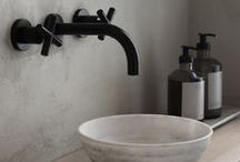 BATHROOM IDEAS / Pamper yourself in beautiful bathrooms, with big bathtubs, metro tiles, spa features and bubbles