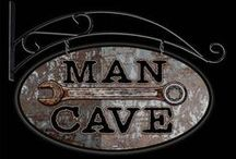 B's man cave!! / by Robin Williams