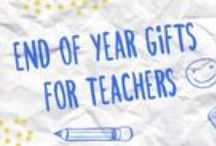 Teacher Gifts / Need a way to say thank-you to your favourite mentor? We've got just the thing...