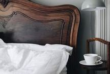 GUEST ROOM IDEAS / Don't let your guest room become a dumping ground, create a boutique hotel at home with personal touches, beautiful bed linen and a place to retreat