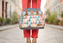 My Bag My Style / Nouvelle collection de sacs à langer Babymoov : 7 modèles pour 30 nouveaux sacs !