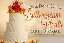 Buttercream Tutorials and Inspiration