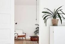 WHITE WALLS / Clean, simple white walls, there's nothing better
